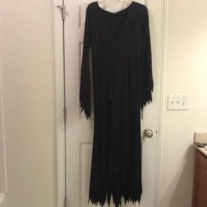 Dresses & Skirts - Halloween dress vampire or witch make an offer